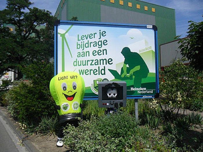 Maatwerkopdracht voor Heineken Nederland Bv