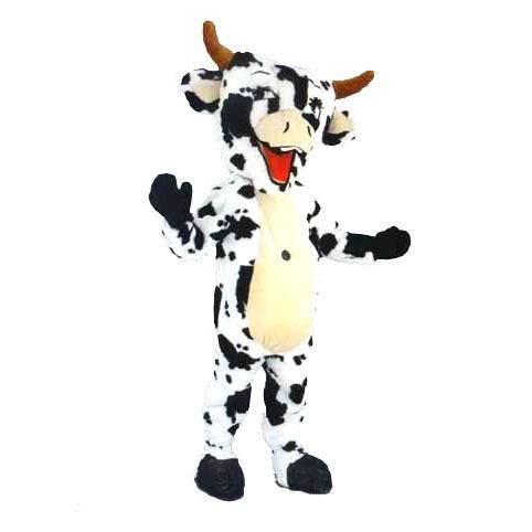 Complete koe mascotte