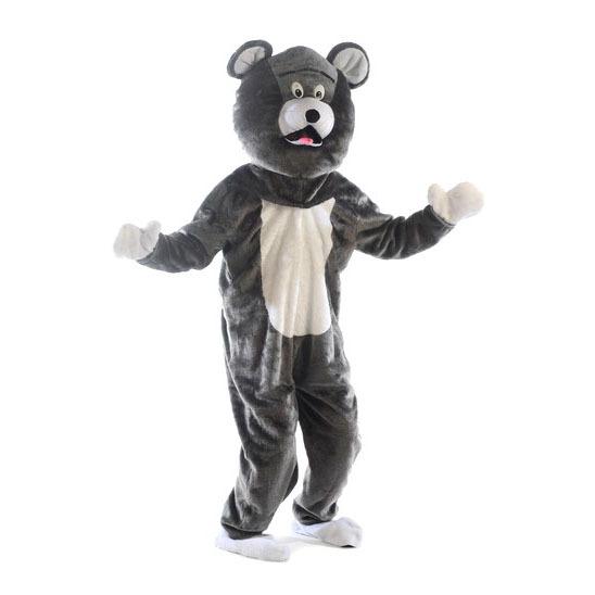 Complete muis mascotte