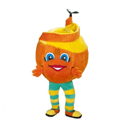 Orange_de_Sinaasappel mascotte