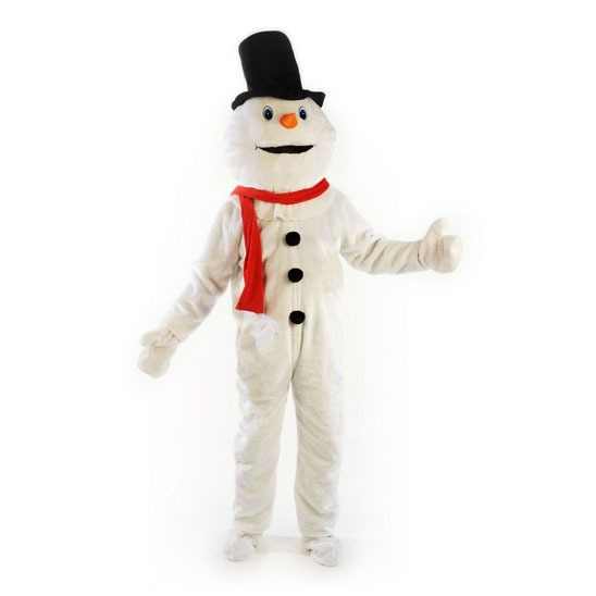 Sneeuwman_mascotte