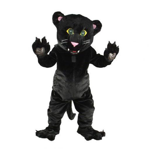 Zwarte_Panter mascotte
