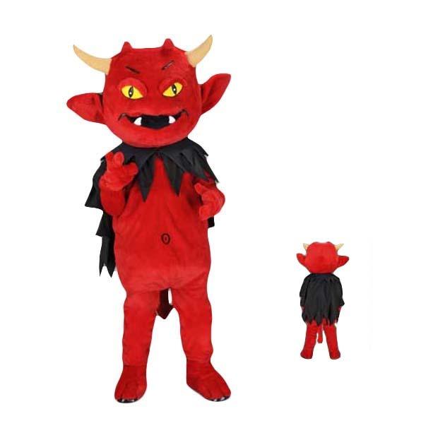 Duivelpak, duivel mascotte