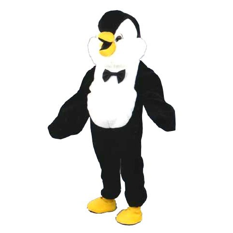 pinguinpak, pinguin mascotte