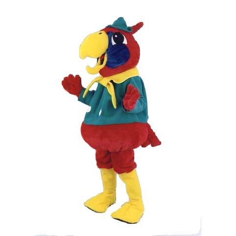 Toucan mascotte