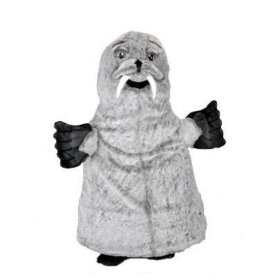 Walrus mascotte