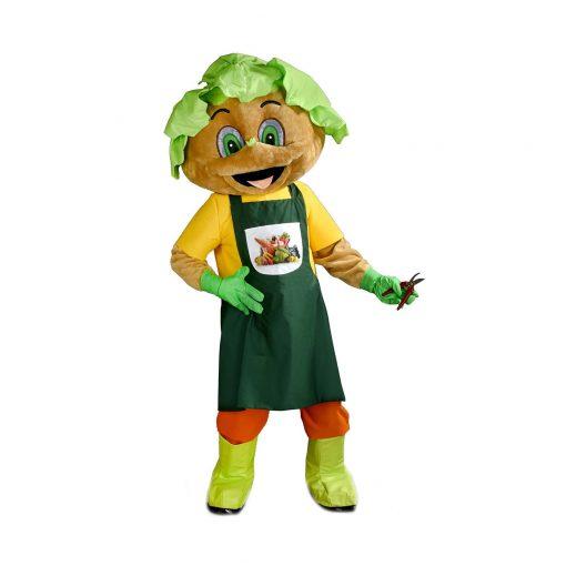 groente man mascotte