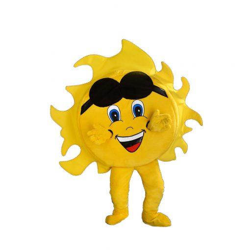 zon mascotte
