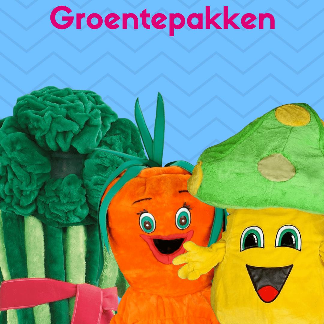 Groentepakken