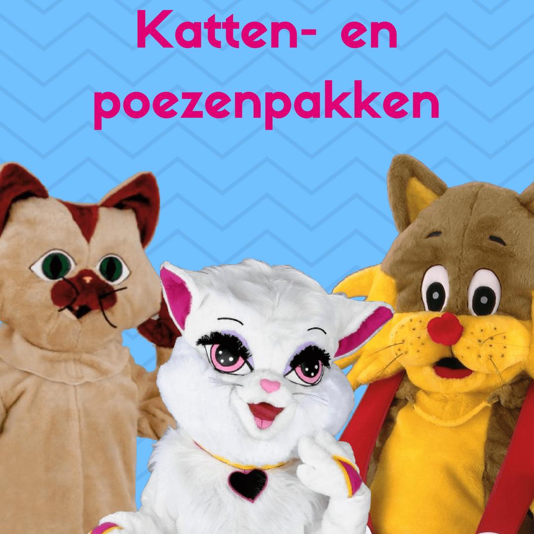 Katten- en poezenpakken
