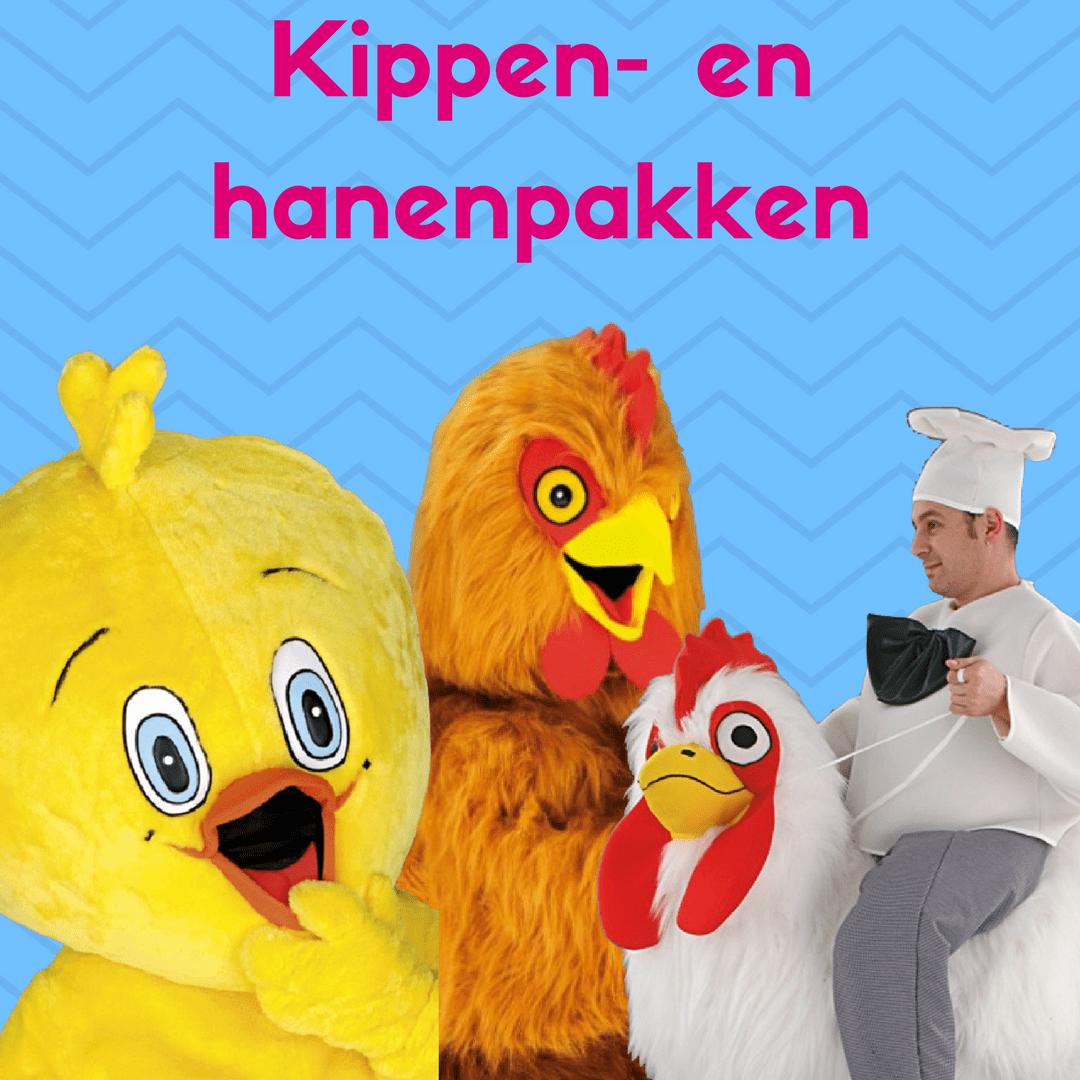 Kippen- en hanenpakken