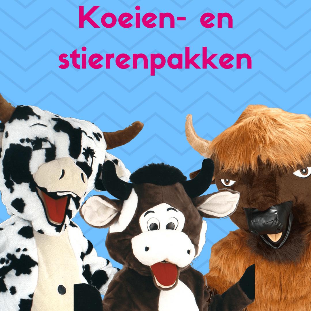 Koeien- en stierenpakken