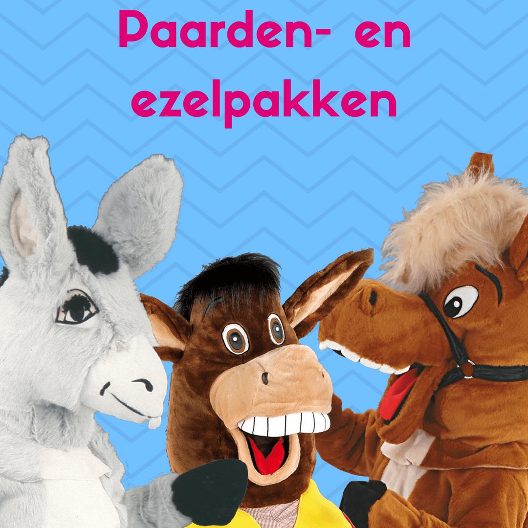 Paarden- en ezelpakken