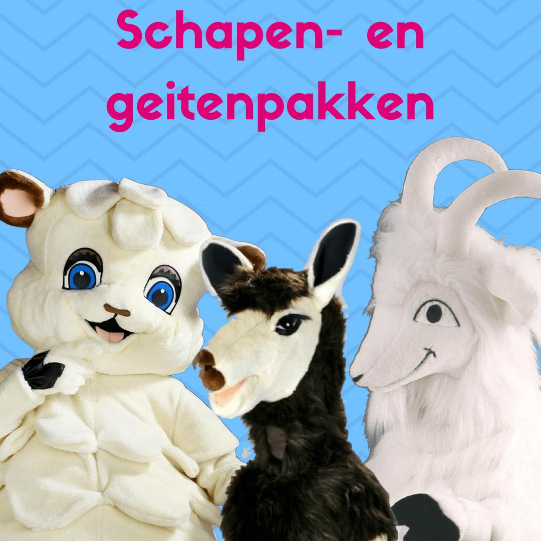 Schapen- geitenpakken