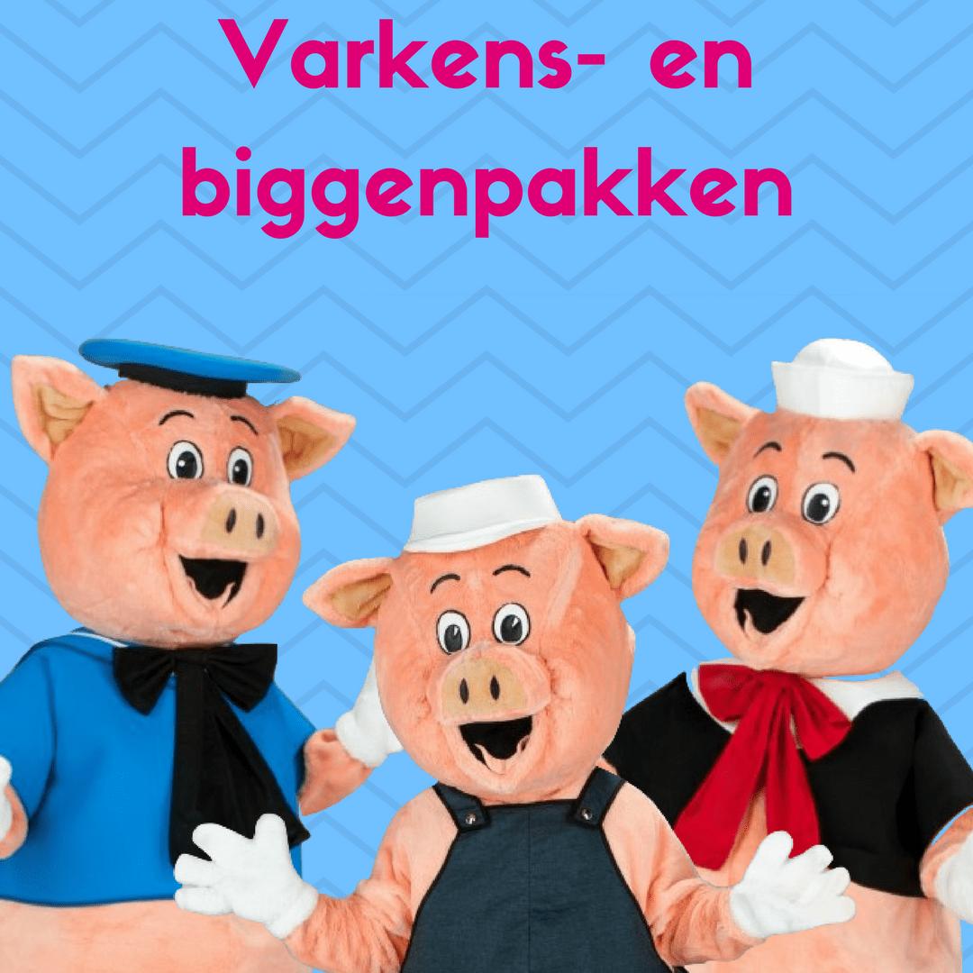 Varkens- en biggenpakken